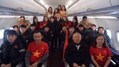 Phạt hãng hàng không Vietjet 40 triệu sau vụ người mẫu mặc bikini trình diễn trên chuyến bay chở U23