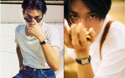 Quang Đại 'tái xuất' với bộ ảnh đậm chất phim, đẹp trai như tài tử TVB