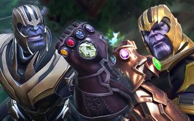 'Bạn già' Thanos à, anh lấy quyền gì độc chiếm Găng tay và sáu viên đá Vô Cực?
