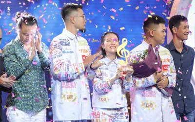 Học trò Lê Minh Sơn - Lộn Xộn Band trở thành Quán quân Sing My Song 2018!