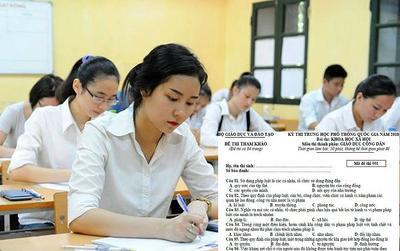 Bí kíp ôn thi và đạt điểm cao với môn 'Giáo dục công dân' trong kì thi THPT Quốc gia 2018