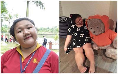 Nàng béo bị cười chê vì nặng 132kg, ăn hết 2 nồi lẩu vẫn hít hơi cho đỡ thèm, nghe xong nguyên nhân thì ai cũng ngậm ngùi