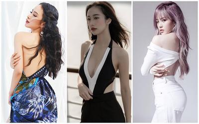 Jun Vũ, Angela Phương Trinh bỗng 'lên như diều gặp gió' nhờ tăng size vòng ba