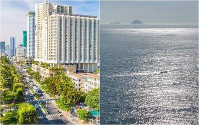 Phát hiện thêm một trường ĐH nằm ngay ven biển Nha Trang đẹp mê hồn, góc nào cũng chụp được 1.000 kiểu ảnh 'câu like'