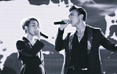 Clip hát đôi hot nhất hôm nay: Soobin Hoàng Sơn và Vũ Cát Tường quyện giọng Yêu xa 'ngọt' tê tái