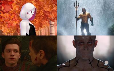 Top 10 khoảnh khắc siêu anh hùng 'xuất quỷ nhập thần' nhất 2018