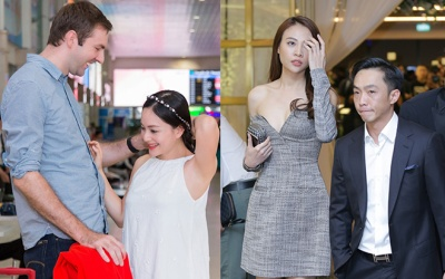 Những vợ chồng sao Việt chiều cao quá chênh lệch vẫn hạnh phúc, có cặp hơn nhau gần nửa mét