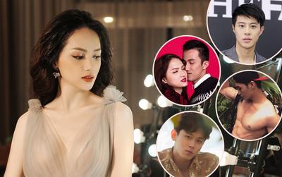 Tuyển tập mẫu bạn trai lý tưởng của Hoa hậu Hương Giang thuộc hàng 'đàn ông cực phẩm'