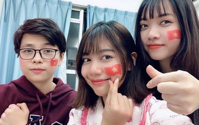 Du học sinh Việt Nam ở Nhật cổ vũ bóng đá trong thầm lặng
