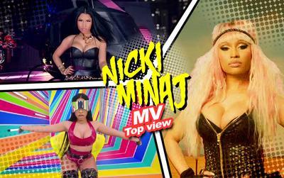 Có ai được như Nicki Minaj: 5 MV nhiều lượt xem nhất toàn là… hát ké cho người khác
