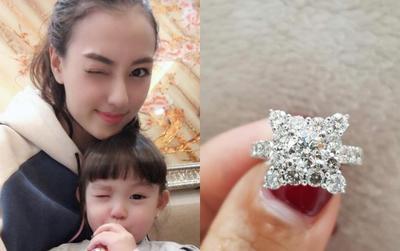 Hồng Quế 'khoe' nhẫn kim cương, cư dân mạng 'đau đầu' truy tìm nguồn gốc