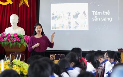 Chuyện về nhóm sinh viên Hà thành trèo đèo lội suối đưa khóa học diễn thuyết trước đám đông đến vùng núi Lai Châu
