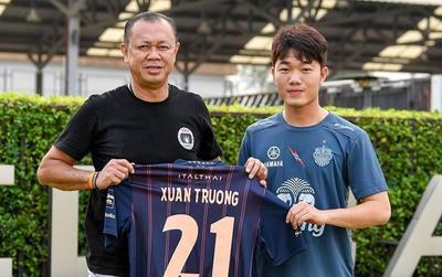 Lương Xuân Trường - Chàng trai mặc số áo Tuấn Anh có trái tim ấm áp