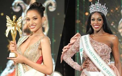 Tân Hoa hậu Chuyển giới Quốc tế liên tục lộ nhạy cảm, fan quốc tế kịch liệt 'đòi công đạo' cho Á hậu 1 kế nhiệm