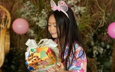 Ca sĩ Đoan Trang tổ chức sinh nhật cho con gái yêu 5 tuổi
