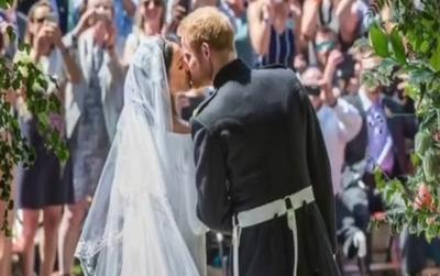 Những bức ảnh chưa được công bố một năm sau lễ cưới Hoàng tử Harry-Meghan