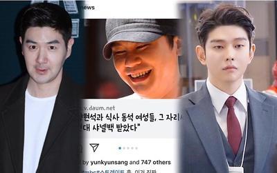 'Tài tử' Han Sang Jin công khai chỉ trích Yang Hyun Suk, Yoon Kyun Sang và K-net ủng hộ