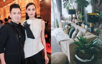 Chồng cựu người mẫu Lê Thúy gây chú ý khi đem cả 'rừng cây' về nhà