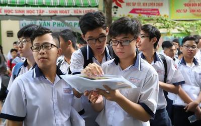TP.HCM công bố điểm chuẩn tuyển sinh vào lớp 10 sớm hơn dự kiến 7 ngày
