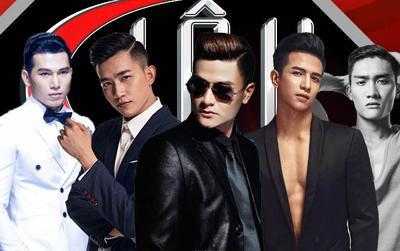 Bên cạnh những chân dài - hoa hậu đình đám, nam thần nào có thể trở thành HLV Siêu mẫu Việt Nam 2019?