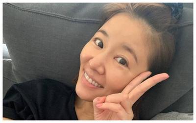 Lâm Tâm Như khiến nhiều người thích thú khi khoe ảnh mặt mộc được con gái 2 tuổi rưỡi chụp cho
