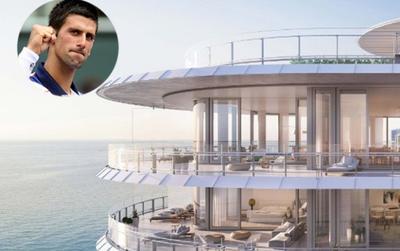 Vô địch Wimbledon, Djokovic sắm biệt thự 200 tỷ bên bờ biển