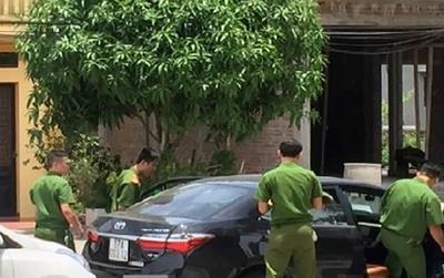 Thái Bình: Nghi vấn bố ruột dùng thanh sắt đánh 2 con nguy kịch