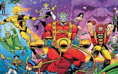 DC đang lên kế hoạch sản xuất New Gods - Bộ phim về những vị Tân Thần hùng mạnh