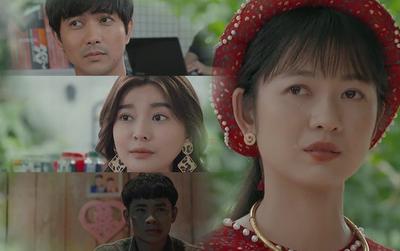Tập 6 phim 'Bán chồng': Tổ chức đám cưới theo kiểu 'anhh trai mưa', Vui quên luôn cô dâu tên Nương