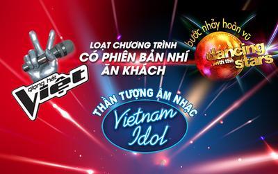 Show thực tế có phiên bản nhí hot 'ngang ngửa' format gốc: The Voice - Vietnam Idol - Bước nhảy hoàn vũ