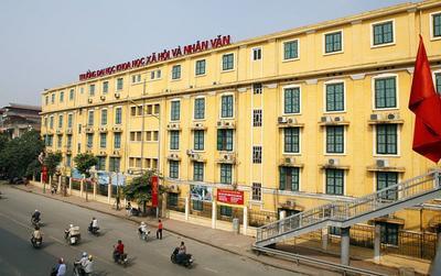 Trường Đại học Khoa học Xã hội và Nhân văn - Đại học Quốc gia Hà Nội công bố điểm chuẩn năm 2019