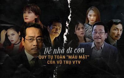 Về Nhà Đi Con - Bộ phim quy tụ dàn diễn viên 'máu mặt' nhất của vũ trụ VTV