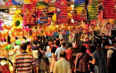 Tháng 9 này chưa biết đi đâu du lịch, đến ngay Singapore để đón chào lễ hội Trung thu có '1-0-2'
