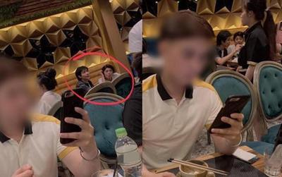 Tim và Đàm Phương Linh lộ ảnh hẹn hò đi ăn cùng nhau