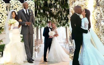 Đây là 25 đám cưới xa hoa nhất của các ngôi sao trên thế giới