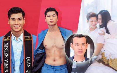 Quán quân Đình Lĩnh đã có vợ vẫn thi nam vương quốc tế, Mister Vietnam nói gì?