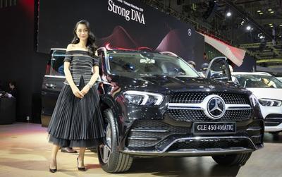 Cùng mức giá trên dưới 4 tỷ đồng, Mercedes-Benz GLE 450 4Matic, Volkswagen Touaregvà Volvo XC90 có gì đặc biệt?