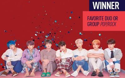 AMAs 2019: BTS chiến thắng giải thưởng đầu tiên, Halsey nhận giải không quên cảm ơn người hâm mộ
