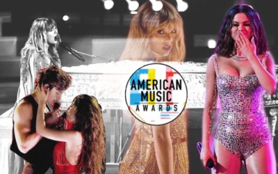 AMAs 2019: Taylor Swift biến sân khấu thành liveshow riêng, Camila Cabello được diễn tận 3 lần