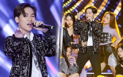 Ali Hoàng Dương hát tiếng Anh mở màn Bikini - Bán kết Miss Universe Vietnam 2019: Quá bùng nổ!