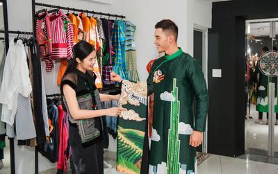 Hậu chung kết Mister Supranational, Mạnh Khang tiếc nuối trang phục dân tộc bị mất do Hoa hậu Ngọc Hân thiết kế