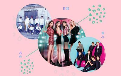Cập nhật danh sách chứng nhận bạch kim từ Gaon: BTS, BlackPink, Super Junior, Nu'est được gọi tên