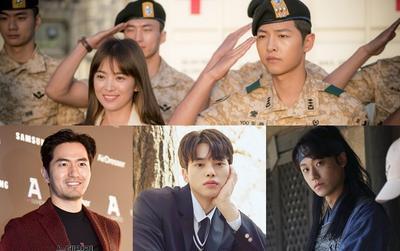 Lee Jin Wook, Song Kang, Lee Do Hyun đóng phim của đạo diễn 'Hậu duệ mặt trời' và 'Goblin'