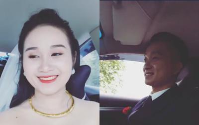 Người yêu cũ của Tiến Linh lấy chồng, xinh đẹp rạng ngời