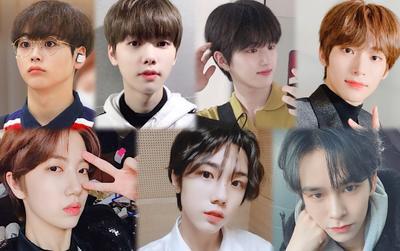 Starship ra mắt nhóm nam tân binh 7 thành viên: Lộ diện dung nhan 2 tiểu mỹ nam, Kang Min Hee - Song Hyung Jun và dàn TTS 'Produce X 101'?