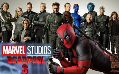 Marvel muốn sự xuất hiện của các X-Men trong Deadpool 3
