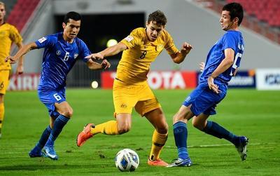 Thua U23 Australia, U23 Uzbekistan mất vé dự Olympic 2020