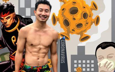 Nam chính Shang-Chi của Marvel chia sẻ về dịch Corona, bức xúc khi người châu Á bị kì thị