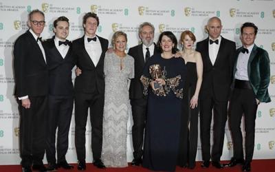 Kết quả BAFTAs 2020: Phim 1917 thắng lớn với 7 cúp, 'Joker' Joaquin Phoenix đoạt giải diễn viên xuất sắc nhất