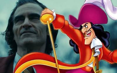 'Peter Pan' live action: 'Joker' có khả năng được Disney mời vào vai Hook!